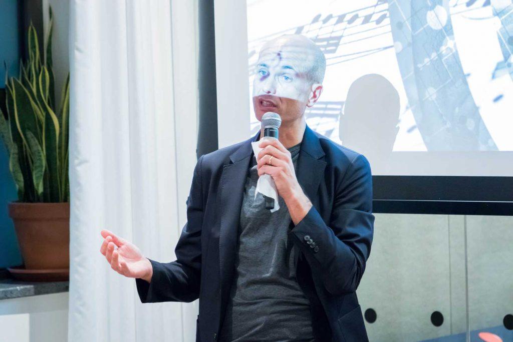 Fabio Moioli di Microsoft è uno dei più grandi esperti di Intelligenza Artificiale in Italia.