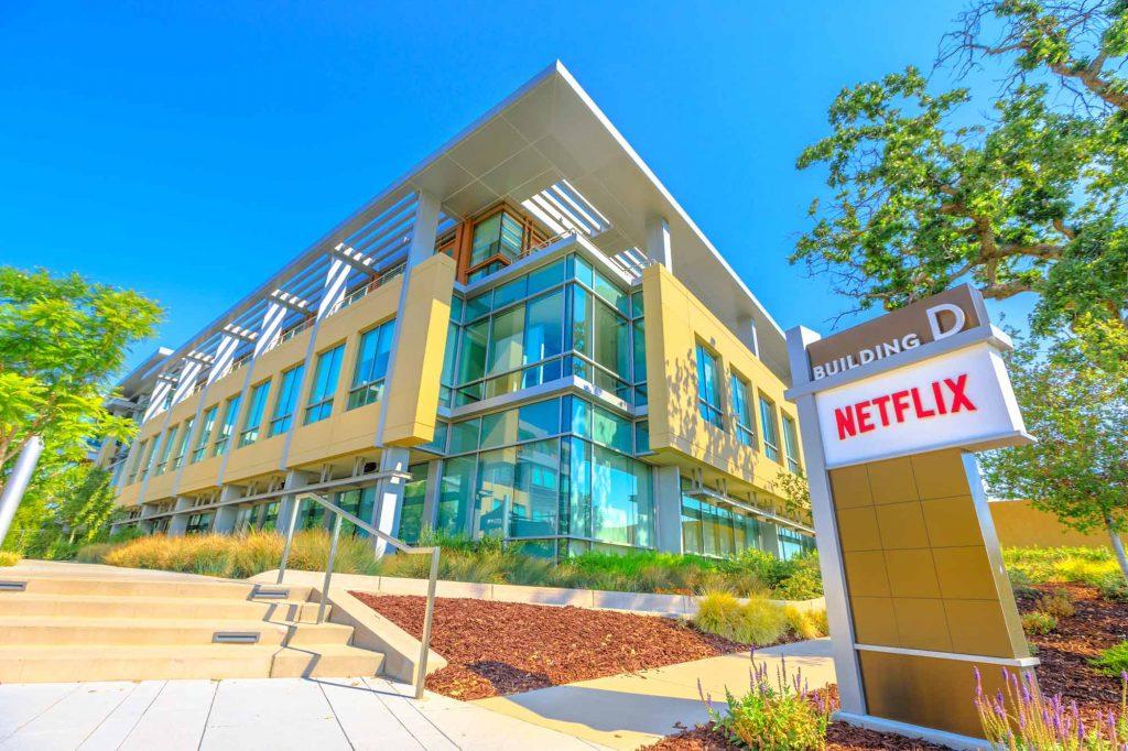 La sede di Netflix | the Zen agency
